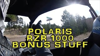 10. POLARIS RZR S 1000 Bonus Review Thoughts
