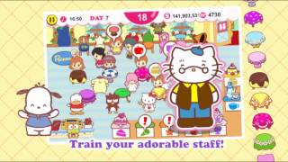 Hello Kitty Cafe YouTube video