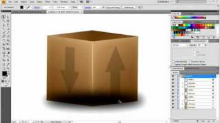 Web 2.0 Style Box / Icon: Adobe Illustrator Tutorial