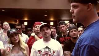 Ground Zero Battles | Adamantium vs. Wize Guy