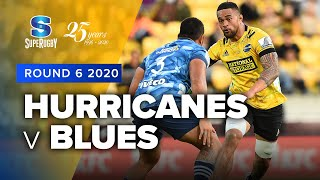 Hurricanes v Blues Rd.6 2020 Super rugby video highlights | Super Rugby Video Highlights