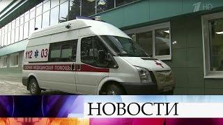 ВНабережных Челнах сотрудница «скорой помощи» получила ножевое ранение.
