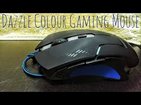 CHEAP gaming mouse on Lazada | USB Optical Gaming Mouse Dazzle