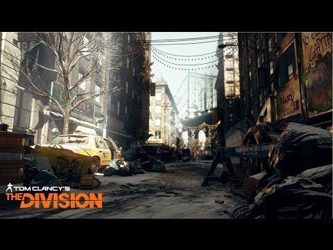 Движок нового поколения Snowdrop | Tom Clancy's The Division [RU]