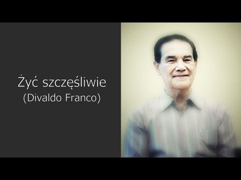 WIDEO. Żyć szczęśliwie – wykład Divaldo Franco
