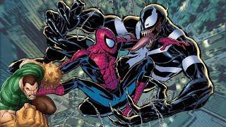 Spider Man 3 Game Movie 5 Final Battle Venom and SandMan