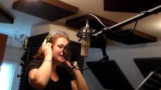 Video Nahrávání - zpěv Hanka