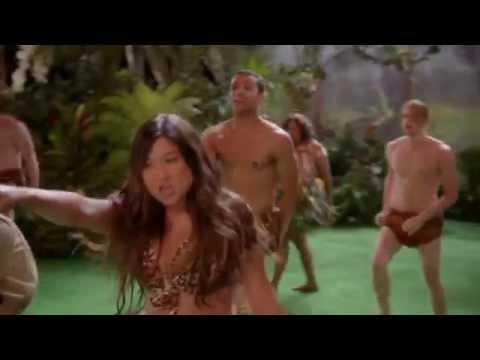 Roar - Glee Cast ( Full Performance Original ) (видео)