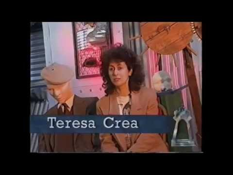 1995 Ethnic Business Awards Finalist – Cultural Diversity in the Arts – Teresa Crea – Doppo Teatro