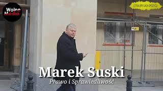 """""""Pośle Suski, coś panu wypadło"""" – ostry trolling polityka"""