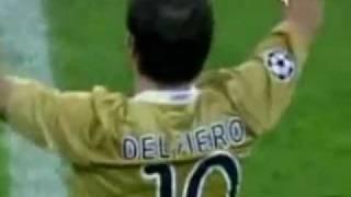 Video Ovazione ad Alex Del Piero al Bernabeu MP3, 3GP, MP4, WEBM, AVI, FLV Mei 2017