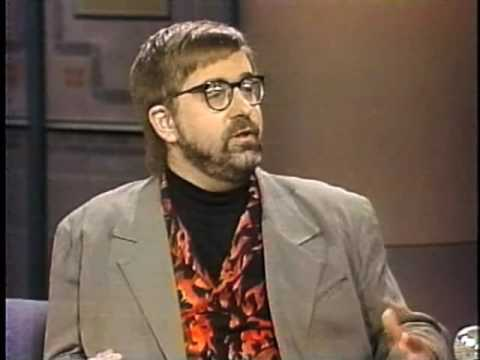 Matt Groening on Letterman, December 12, 1989