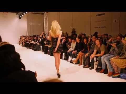 Rohmir 2011 London Fashion Week Catwalk