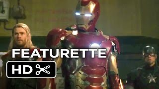 Avengers: Age of Ultron Featurette - Team Dynamics (2015) - Marvel Movie HD