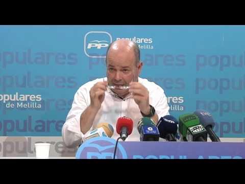 Conesa explica las conclusiones de la reunión entr...