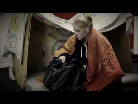 Fixer Suzy Sorby, 19,  Cwmbran, South-Wales worked with Fixers on this short film highlighting the reasons behind homelessness, emphasising that the things which may make a person homeless are not always within their control.