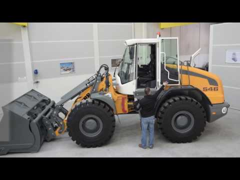Liebherr wheeled loaders