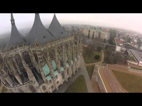 Kutna Hora Drone Video