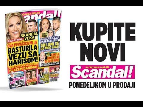 SCANDAL NOVINE! Rada Manojlović: Ova pevačica mi je uništila vezu! Markova majka napala Lunu! Burma Jelene Marjanović otkriva ubicu!