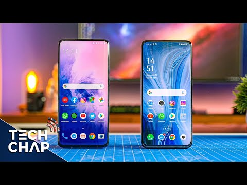 OnePlus 7 Pro vs Oppo Reno 10x Zoom - Best Phone? | The Tech Chap