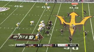 Matt Kalil vs ASU (2011)