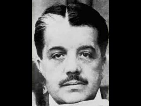 Remembering Serge de Diaghilev