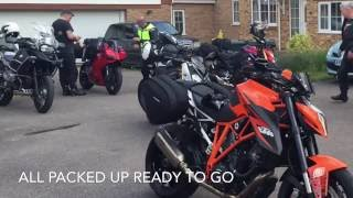 Jaca Spain  city photos : SPAIN MOTORCYCLE TRIP 2016/ part one, CAMBRIDGE - JACA