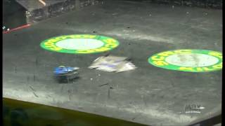 Kitbot Vs Shooter McGavin - Kilobots 24