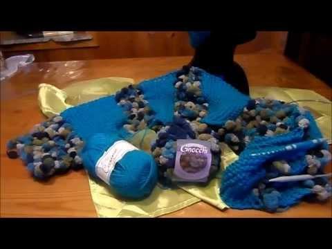 keka # Inspiration Neue IDEE Schal ; LOOP stricken ; und aufpimpen