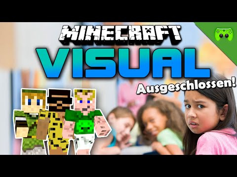 MINECRAFT Adventure Map # 2 - Visual Project 2 «» Let's Play Minecraft Together   HD