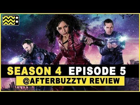 Killjoys Season 4 Episode 5 Review & Reaction w/ Special Guest: Showrunner Adam Barken