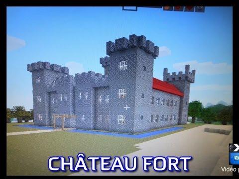 Comment construire un chateau dans minecraft pe la r ponse est sur - Comment creer un chateau dans minecraft ...
