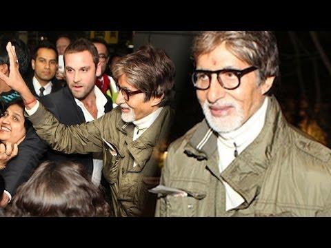 Amitabh Bachchan Rocks Melbourne!