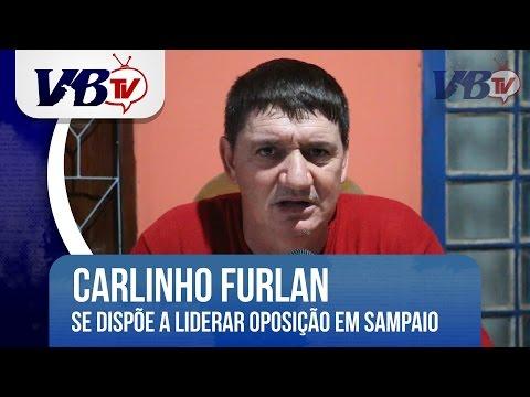VBTv | Ex-prefeito de Sampaio se coloca a disposição para liderar oposição