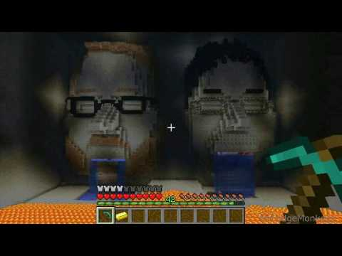 Minecraft Temple of The Yogscast