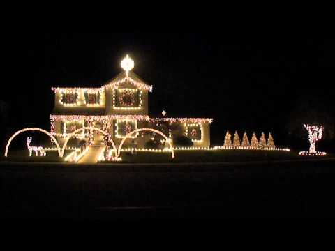 Video of Christmas Light Show Finder