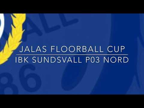 IBK Sundsvall P03 Nord - Jalas Floorball Cup - Falun