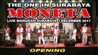 Video MONETA Live Manukan Surabaya  -  Opening MP3, 3GP, MP4, WEBM, AVI, FLV Agustus 2018