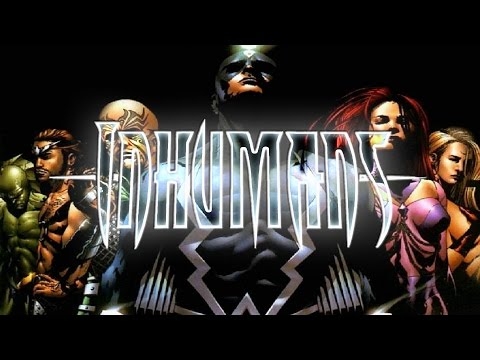 Will We See The Inhumans In Civil Or Infinity War? – AMC Movie News