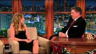 Funny moments and interviews from The Late Late Show with Craig Ferguson