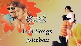 Idiot Moive Full Songs  || Jukebox || Ravi Teja, Rakshita