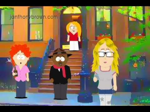 J Anthony Brown (Why Do They Like) White Women [South Park Spoof]