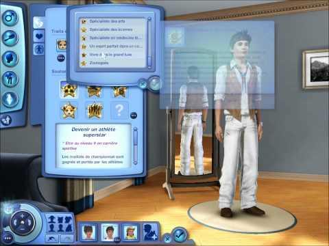 animaux et cie - Sims3 Animaux et cie sur PC: Dans cette vidéo je vous présente les differents vetements, accessoires, coiffures des hommes enfants et femmes.