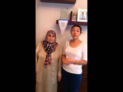 Ulviye Keskin  - İleri Yaş Hasta - Prof. Dr. Orhan Şen