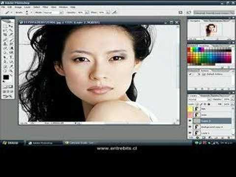 Cambiar la expresión del rostro en photoshop