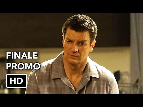 """The Rookie 2x20 Promo """"The Hunt"""" (HD) Season Finale Nathan Fillion series"""