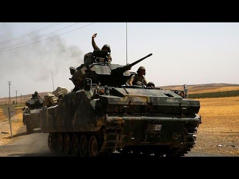 Συρία: 25 Κούρδοι μαχητές νεκροί από τουρκικές επιδρομές