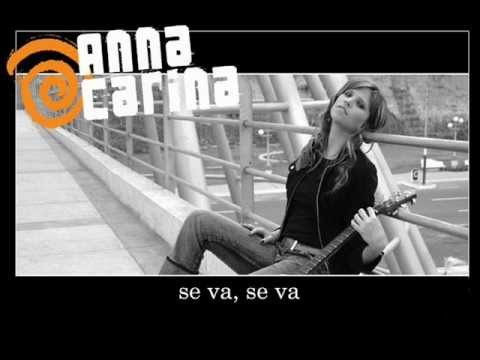 Tekst piosenki Anna Carina - Se Va po polsku