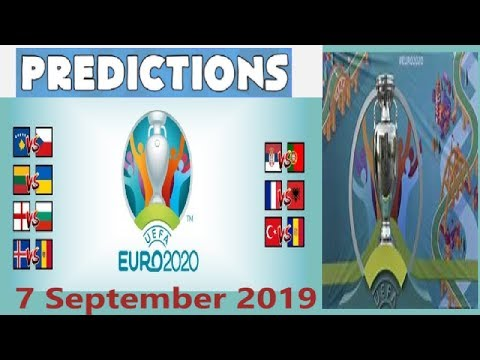 MATCHDAY 5 - EURO 2020 QUALIFYING - PART 3 - PREDICTIONS | France vs Albania - Prediction