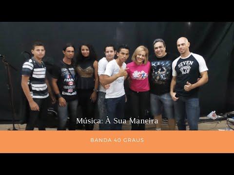 Show da banda 40 graus em Matupá - A sua maneira